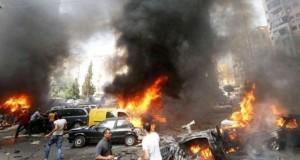 """مقتل 80 شخص أغلبهم إيرانيون في العراق بتفجير انتحاري تبناه تنظيم """"الدولة الإسلامية"""""""