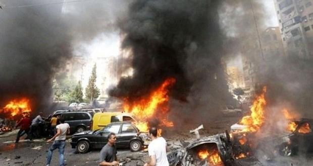 """مقتل 13 شخص وعشرات الجرحى في تفجير بغداد وتنظيم """"داعش"""" يعلن مسؤوليته"""