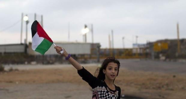 """نظرية الصراع الدولي """"غزة 2014"""""""