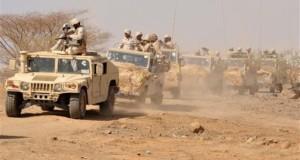 اشتباكات عنيفة على الحدود بين السعودية واليمن وحكومة هادي تطلب تدخلا بريا
