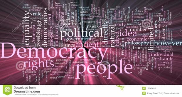 الثقافة الديمقراطية
