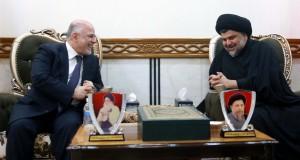 """الصدر:قيام رئيس الوزراء العراقي تشيكل حكومة شاملة """"خطوة شجاعة"""""""