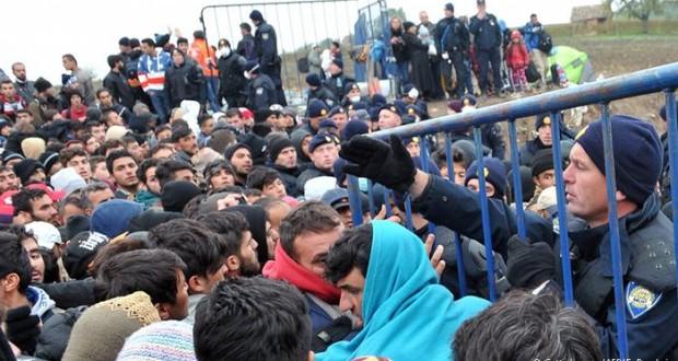 الاتحاد الاوروبي يعتزم استقبال 50 الف لاجئ من أفريقيا والشرق الاوسط
