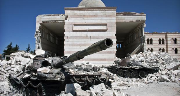 المبادرات الدولية لحل الازمة السورية