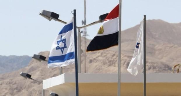 """العلاقات المصرية – الاسرائيلية وأثرها على القضية الفلسطينية منذ قيام ثورة يناير """"2011"""""""