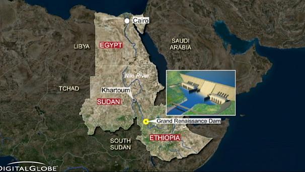 مسار مصر نحو إستغلال خزان الحجر الرملي النوبي