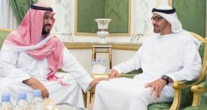 """الأميرين """"بن سلمان وبن زايد"""" رائديْ الشرق الأوسط الجديد أم مهندسيْ كوارث متهوّريْن ؟"""
