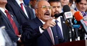 الحوثيين تضع علي عبد الله صالح تحت الإقامة الجبرية في العاصمة صنعاء