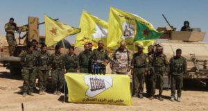 """ظهور خلف محتمل لتظيم""""الدولة الاسلامية"""" في محافظة دير الزور """"إدارة شركاء أمريكا"""""""