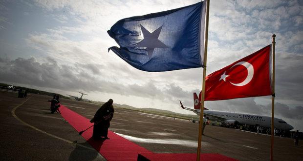 تقدير إستراتيجي : الوجود التركى فى قارة افريقيا