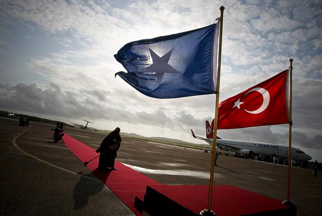 الدور التركي في الصومال منذ عام 2002م