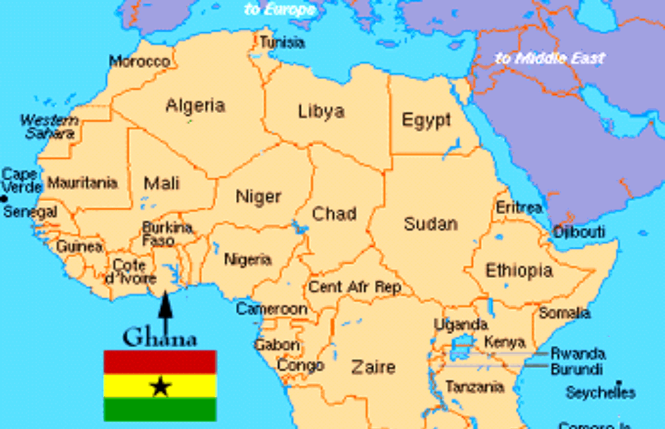 how to call liberia from ghana